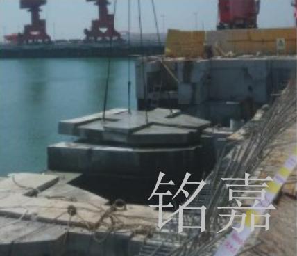 码头改造切割工程