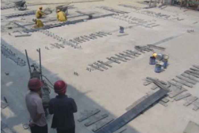 板面粘钢板工程